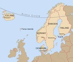nordic maps